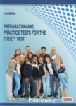 PREPARATION AND PRACTICE TESTS FOR THE TOEIC TEST