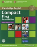 CAMBRIDGE ENGLISH COMPACT FIRST (+CD-ROM)