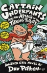 (P/B) CAPTAIN UNDERPANTS AND THE ATTACK OF THE TALKING TOILETS