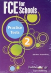 4CD - FCE FOR SCHOOLS 2, PRACTICE TESTS