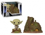 TOWN: STAR WARS: THE EMPIRE STRIKES BACK 40th - DAGOBAH YODA WITH HUT (15cm) #11