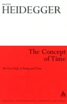 (P/B) THE CONCEPT OF TIME