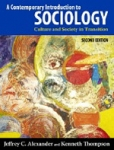 (P/B) A CONTEMPORARY INTRODUCTION TO SOCIOLOGY