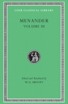 (H/B) MENANDER (VOLUME III)