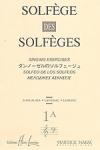 SOLFEGE DES SOLFEGES 1Α