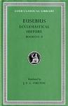 (H/B) EUSEBIUS: ECCLESIASTICAL HISTORY (VOLUME II)