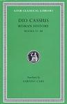 (H/B) DIO CASSIUS ROMAN HISTORY (VOLUME IX)