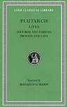 (H/B) PLUTARCH: LIVES (VOLUME VIII)