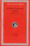 (H/B) SILIUS ITALICUS: PUNICA (VOLUME I)