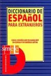 DICCIONARIO DE ESPANOL PARA EXTRANJEROS