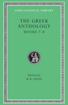 (H/B) THE GREEK ANTHOLOGY (VOLUME II)