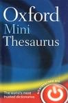 (P/B) OXFORD MINI THESAURUS