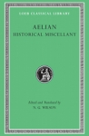 (H/B) AELIAN: HISTORICAL MISCELLANY
