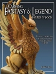 (P/B) CARVING FANTASY AND LEGEND FIGURES IN WOOD