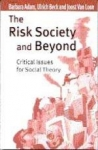 (P/B) THE RISK SOCIETY AND BEYOND