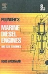 (H/B) POUNDER'S MARINE DIESEL ENGINES AND GAS TURBINES