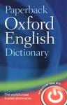 (P/B) OXFORD ENGLISH DICTIONARY