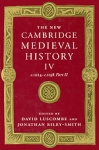 (H/B) THE NEW CAMBRIDGE MEDIEVAL HISTORY (VOLUME 4)