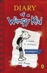 (P/B) DIARY OF A WIMPY KID