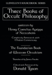 (P/B) THREE BOOKS OF OCCULT PHILOSOPHY