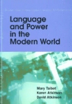 (P/B) LANGUAGE AND THE POWER IN THE MODERN WORLD