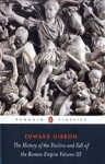 (P/B) THE HISTORY OF THE DECLINE AND FALL OF THE ROMAN EMPIRE (VOLUME THREE)