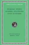 (H/B) HOMERIC HYMNS. HOMERIC APOCRYPHA. LIVES OF HOMER