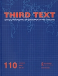 THIRD TEXT, VOLUME 110, ISSUE 25/3, MAY 2011