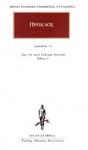 ΠΡΟΚΛΟΣ: ΑΠΑΝΤΑ (ΔΕΚΑΤΟΣ ΤΡΙΤΟΣ ΤΟΜΟΣ)