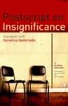 (P/B) POSTSCRIPT OF INSIGNIFICANCE
