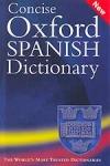 (H/B) OXFORD SPANISH DICTIONARY
