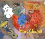 (P/B) COLORING BOOK CHAGALL