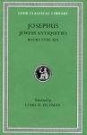 (H/B) JOSEPHUS (VOLUME XII)