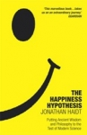 (P/B) THE HAPPINESS HYPOTHESIS