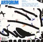 ARTFORUM, VOLUME 49, ISSUE 10, SUMMER 2011