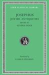 (H/B) JOSEPHUS (VOLUME XIII)