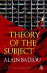 (H/B) THEORY OF THE SUBJECT