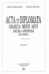 ACTA ET DIPLOMATA GRAECA MEDII AEVI SACRA ET PROFANA ET EDITA (ΕΞΑΤΟΜΟ)