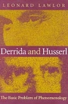 DERRIDA AND HUSSERL (P/B)