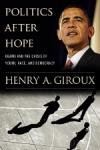 (P/B) POLITICS AFTER HOPE