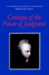 (P/B) CRITIQUE OF THE POWER OF JUDGEMENT