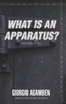 (P/B) WHAT IS AN APPARATUS?