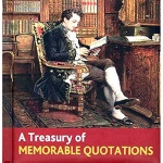 (H/B) A TREASURY OF MEMORABLE QUOTATIONS