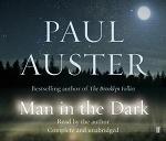 (AUDIO-CD) MAN IN THE DARK READ BY PAUL AUSTER