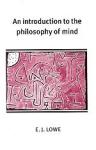 (P/B) PHILOSOPHY OF MIND