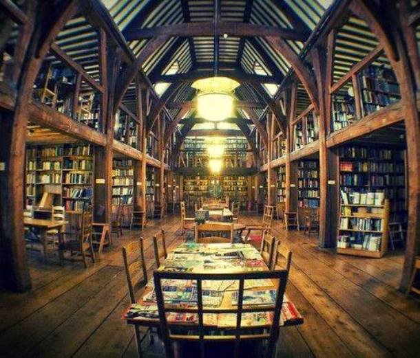 Bedales Memorial Library
