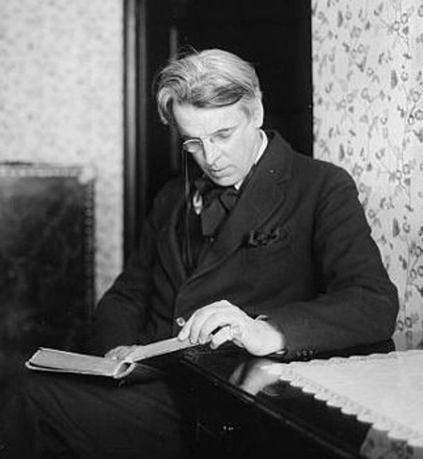 Yeats William Butler Reading